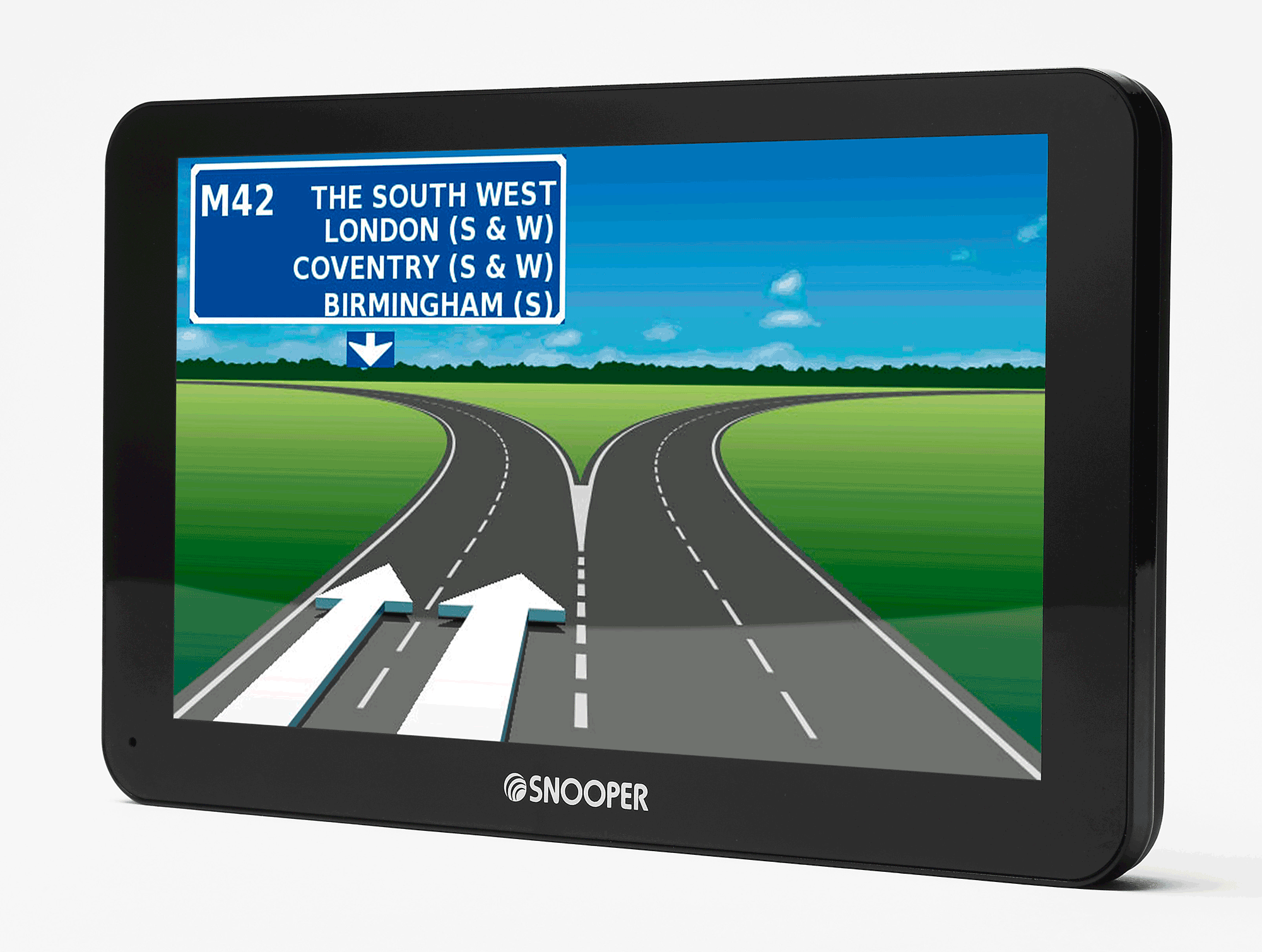 Satellite Navigation for Buses and Coaches