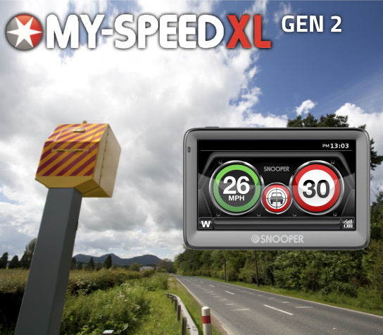 My Speed XL G2